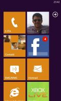 WP7 with Win8 Start style by metrovinz