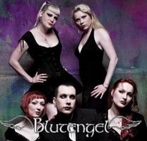 Blutengel Wallpaper by Panina