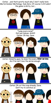 Obligatory Friday the 13th comic by soryukey