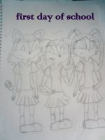 first day of school... by ToOn-Blue96