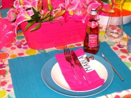 pink by mirbiggles