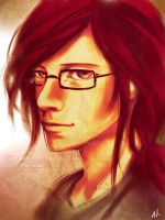 Requested: Josh by annaoi