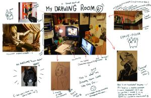 My Drawing Room by nocturnalMoTH