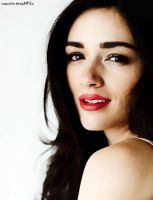 Crystal Reed by Cozmiclove