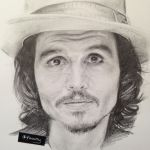 Johnny Depp by farooky