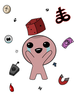 The binding of isaac: The items by pein078