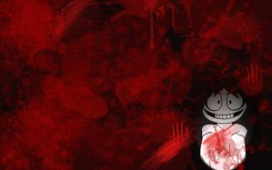 *UPDATED* Jeff the Killer Desktop Background by 123GirlKirby