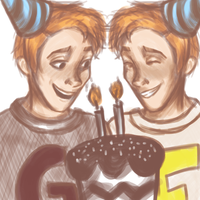 Happy Birthday, Fred and George! by ThatMarauderProngs