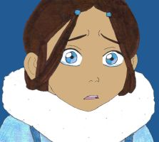 Little Katara by fifthknown