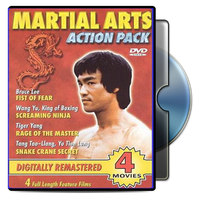 Martial Arts Action Pack by Jass8