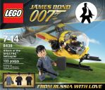 James Bond lego set 2 by Jeffach