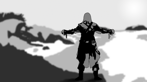 Edward Kenway! (Assassin's Creed) by MrIDrawThings