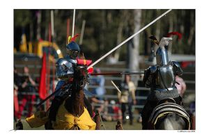 jousting clash day2 by MarkGreenmantle