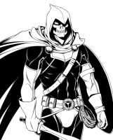 Taskmaster by frostious