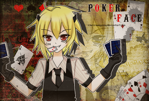 Poker Face by YugureAkas