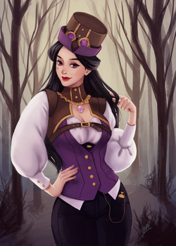 [C] Beatrice by Wernope