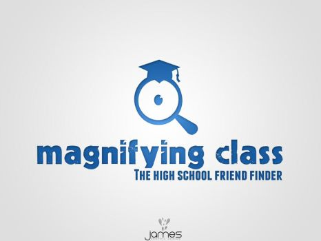Magnifying Class by JMSGraphicDesign