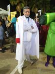 Monkey D. Garp from One Piece by Bastaki14