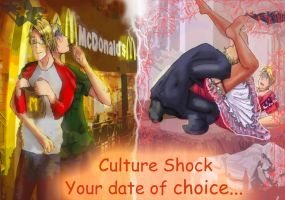 Culture Shock Contest entry by gemenin001928