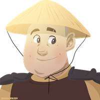 TBBS - Vectorized Benjiro by ShamanEileen