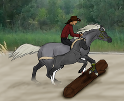 RPS Foal Jumping Comp by ReaWolf
