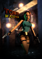 Turning Point WEB - Unofficial TR1 Poster by FearEffectInferno
