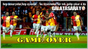GAME OVER ! by quwen