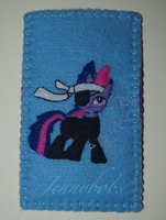 future twilight felt case by Blindfaith-boo