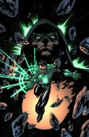 Green Latern by SageHazzard