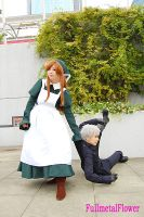 APH:PH:Help me by fullmetalflower