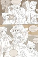 Stowaway Connections Pg. 1 by conmandamned