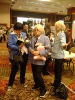 Ouran Host Club at A-kon23 by Death-the-Girl88