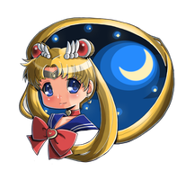 My Deviant ID - Sailormoon by Hadibou