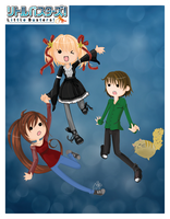 LITTLE BUSTERS! by AnGiEdArKdEm0n