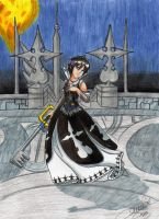 Princess Xion by SailorMiha