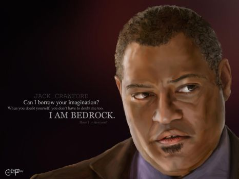 NBC Hannibal - Jack Crawford by thecannibalfactory
