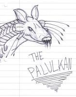 the PALULUKAN by Prettybluecat