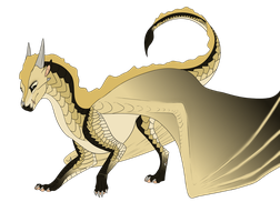 .: Wings of Fire OCs :. Scorch Going into Fight by Toxic-Flow