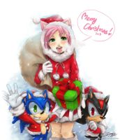 Merry Christmas 2013 by DreamingClover