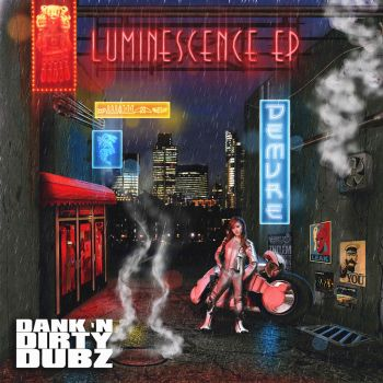 Luminescence EP Cover Comp Entry by lkewis