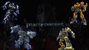 Transformers Autobots by enterZ