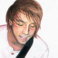 Alex Gaskarth by folley-bin