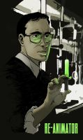 Herbert West- Re-Animator by ehenders