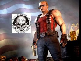 wallpaper Duke Nukem Forever by lool705