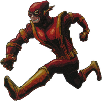 Johnny Quick by GabCab9699