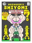 MGChaser's Shiyomi - The Ever Growing Muscle Girl! by Bioshin26
