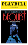 Playbill: The Colonel's Bequest by FrankRT