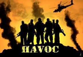 Havoc of BF:BC by andyk1