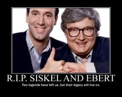 R.I.P. Siskel and Ebert by MadnessAbe