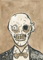 Monster Portrait: Frederick by theghostboat